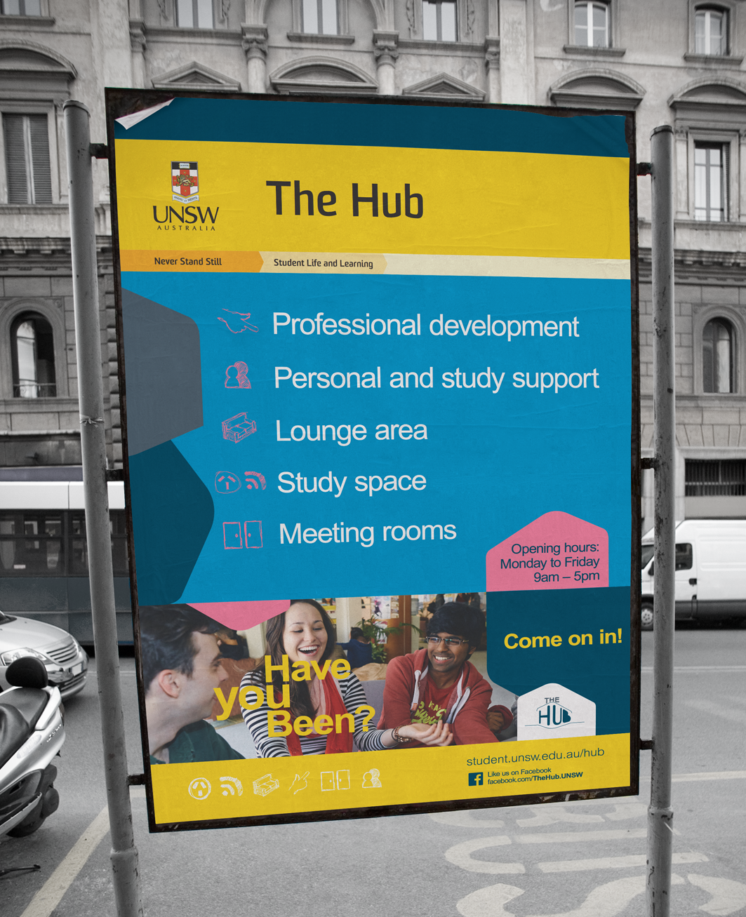 UNSW_TheHub_Poster_01